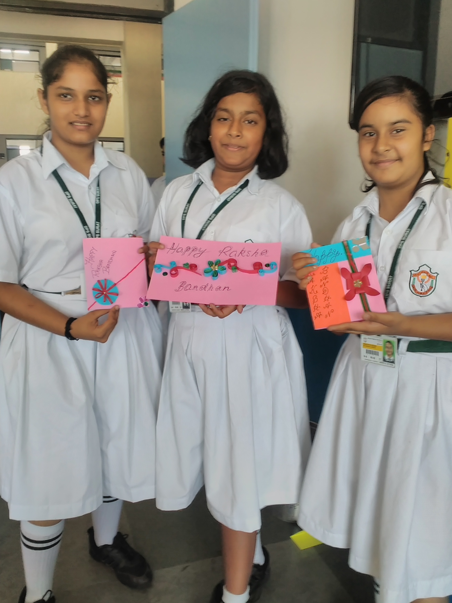 Rakhi Greeting Card Making Competition The Latent Realm